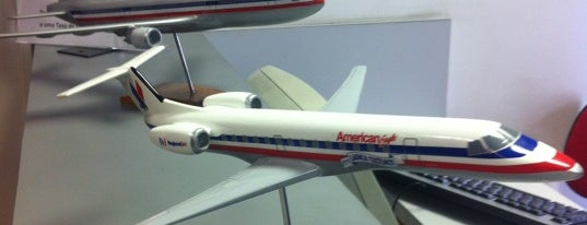 American Airlines is one of Rio de Janeiro.