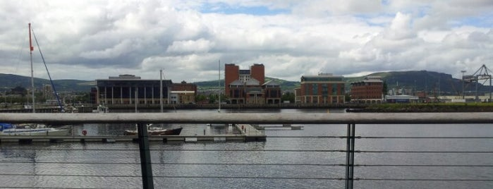 Belfast Harbor Marina is one of Posti che sono piaciuti a Stephanie.
