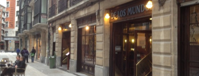 La Taberna de los Mundos is one of Donosti / Bilbao.