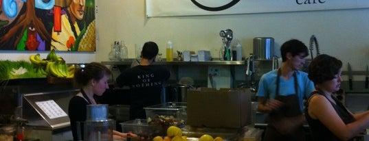 PowerSource Cafe is one of Locais salvos de Soraya.
