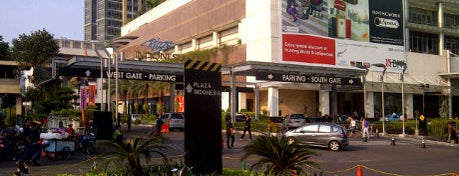 Plaza Indonesia is one of Top 10 places to try this season.