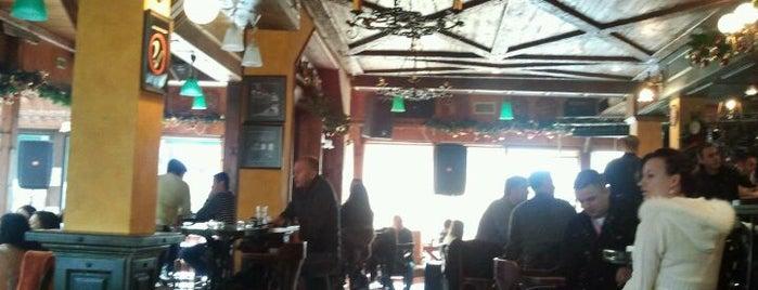 Irish Pub is one of ΔΕΛΤΑ*.