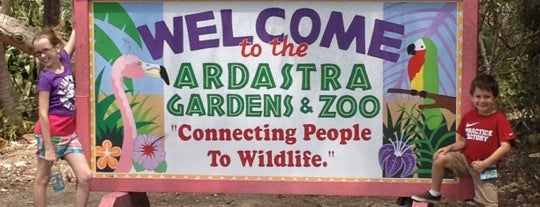 Ardastra Gardens Zoo & Conservation Centre is one of Bahamas.
