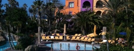 Hotel Villa Cortés is one of Tenerife 2013.
