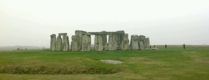 Stonehenge is one of London.