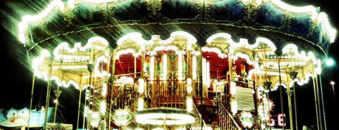 Bostancı Lunapark is one of Selin 님이 좋아한 장소.