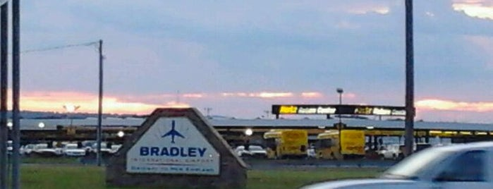 Bradley International Airport (BDL) is one of Where to Use Paperless Boarding Passes.