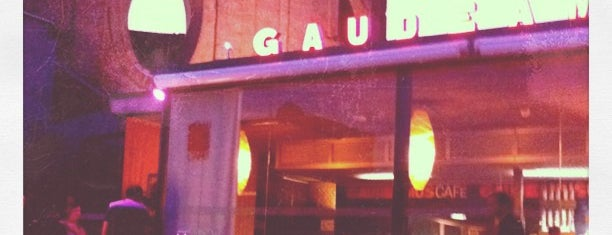 Gaudeamus Café is one of MAD x2.