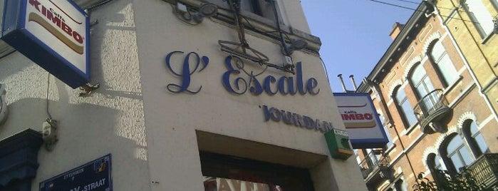 L'Escale is one of Les bars de Steph G..