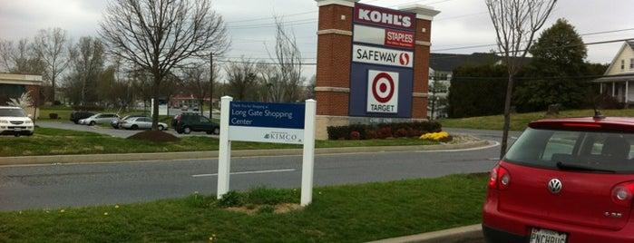 Long Gate Shopping Center is one of Robert : понравившиеся места.