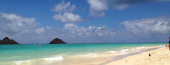 Lanikai Beach is one of wonders of the world.
