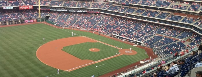 Citizens Bank Park is one of US Pro Sports Stadiums - ALL.