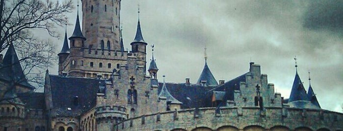 Schloss Marienburg is one of Hanover.