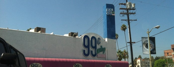 99 Cents Only Stores is one of City of Angels.