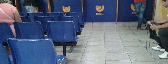 URBS - Urbanização de Curitiba is one of Lugares favoritos de Elis.