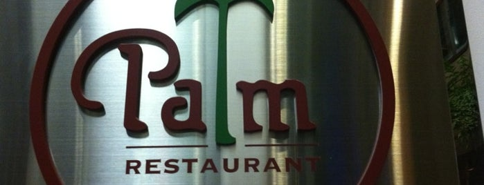 The Palm is one of McLean/Tysons general area.