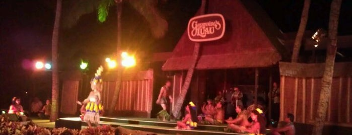Germaine's Luau is one of Oahu: The Gathering Place.