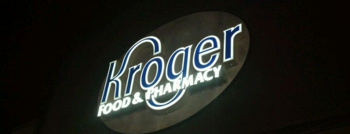 Kroger is one of Locais curtidos por Cornelius.