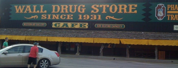 Wall Drug is one of Best Places to Check out in United States Pt 4.