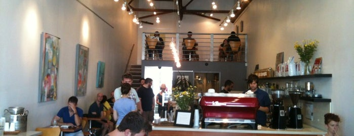 Bru Coffeebar is one of My to-dos in LA.