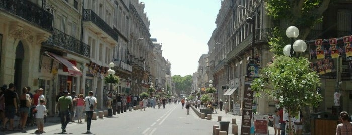 Rue de la République is one of Paris.