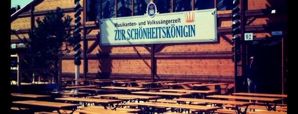 Festzelt Zur Schönheitskönigin is one of birra.
