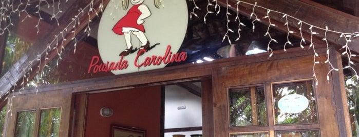 Pousada Carolina is one of Karinaさんのお気に入りスポット.