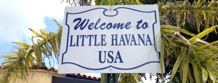 Little Havana is one of Florida.