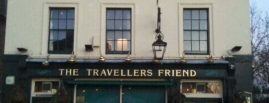The Travellers Friend is one of Locais curtidos por Carl.