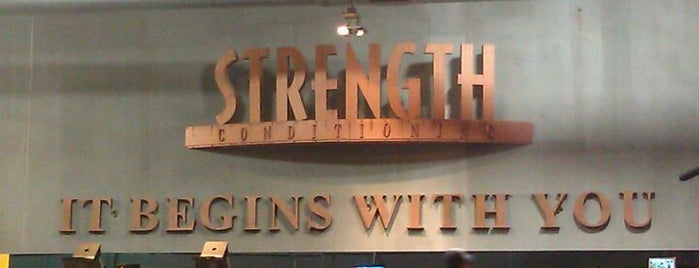 World Gym Smyrna-Vinings is one of #FitBy4sqDay Tips.