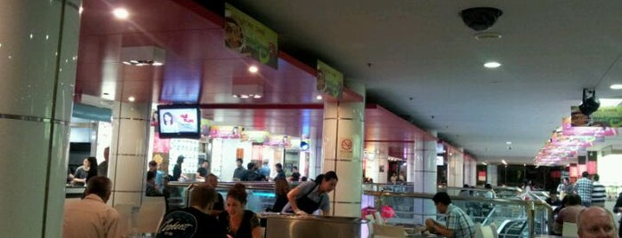 Sussex Centre Food Court is one of Food courts in Sydney.