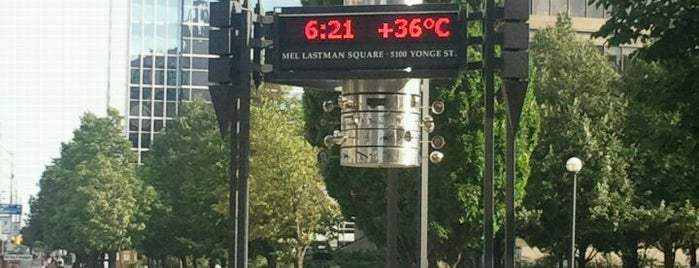 Mel Lastman Square is one of Toronto (visited places).