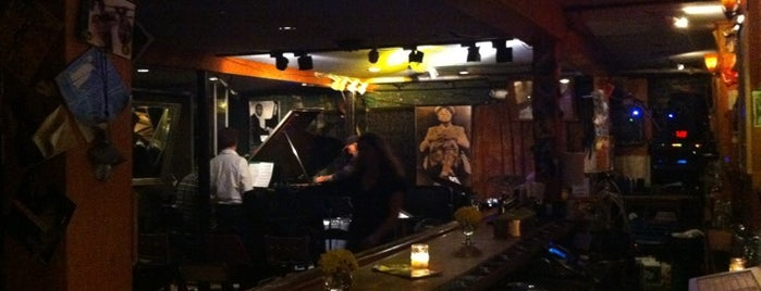 Smalls Jazz Club is one of New York.