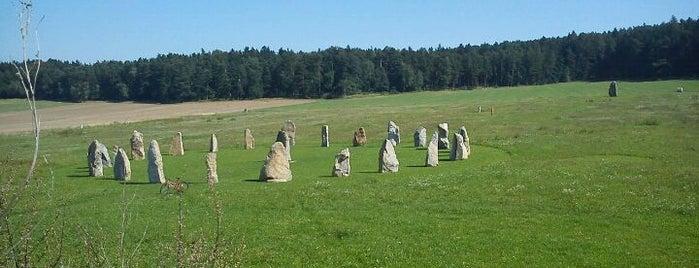 Kamenný Kruh is one of Before I Die.