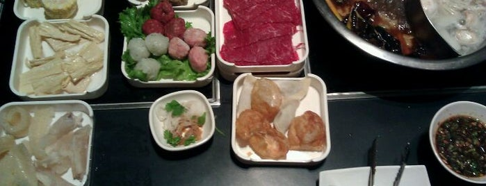 Made In China Hot Pot 馥苑火鍋 is one of Restaurants to Try List.