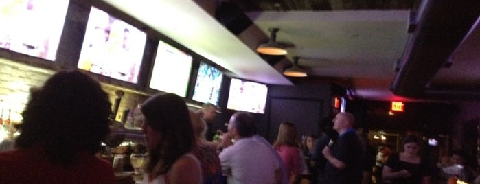 Smithfield NYC is one of Sports Bars-To-Do List.