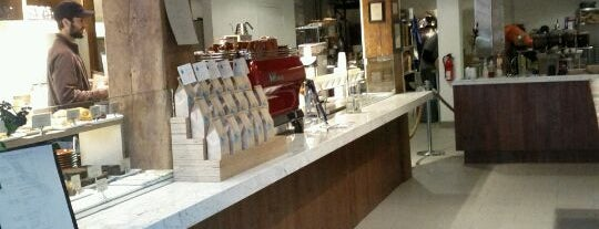 Blue Bottle Coffee is one of Hell yes! New York.