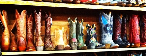 Allens Boots is one of A Weekend Away in Austin.