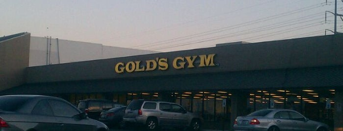 Gold's Gym is one of All-time favorites in United States.