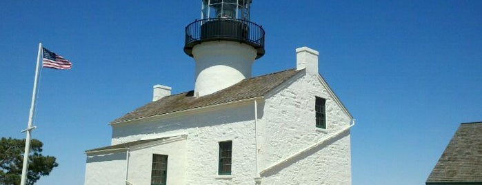 Old Point Loma Lighthouse is one of 72 hours in San Diego.