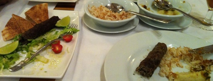 Restaurante Arabia is one of Incríveis Restaurantes de SP.