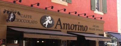 Amorino is one of Karinn 님이 저장한 장소.