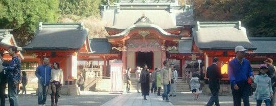 Kirishima Jingu Shrine is one of South West Japan.