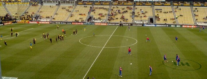 MAPFRE Stadium is one of Come Back Later.