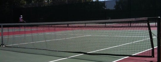 Riverside Tennis and Badminton Club is one of Saskatoon.