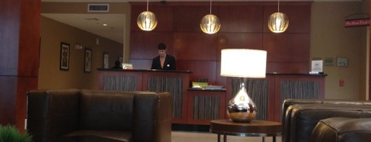 Hilton Garden Inn Houston/Clear Lake NASA is one of Posti che sono piaciuti a Brian.
