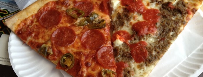 Pizzeria Luigi is one of SoCal Musts.
