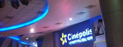 Cinépolis is one of Francisco 님이 좋아한 장소.