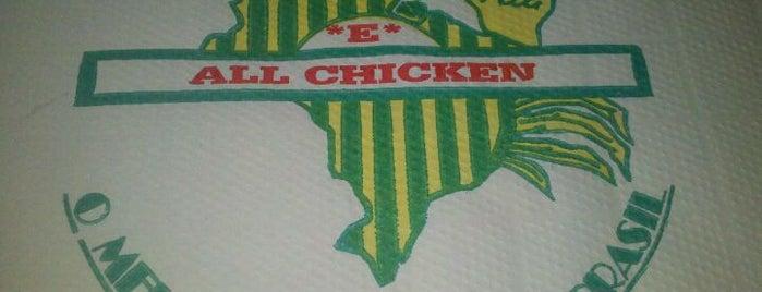 All Chicken is one of Restaurante.