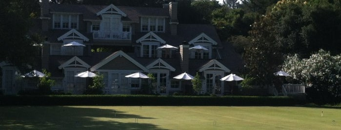 Meadowood is one of Napa.